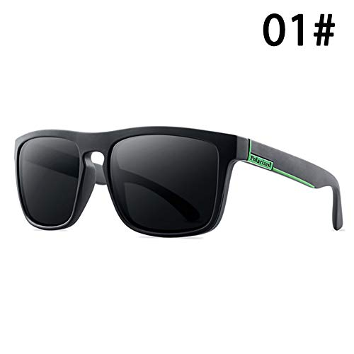 CCGKWW Hochwertige Sonnenbrille Männer Frauen Günstige Polarisierte Brille Uv400 Männer Spiegel Gafas Unisex Sonnenbrille Oculos