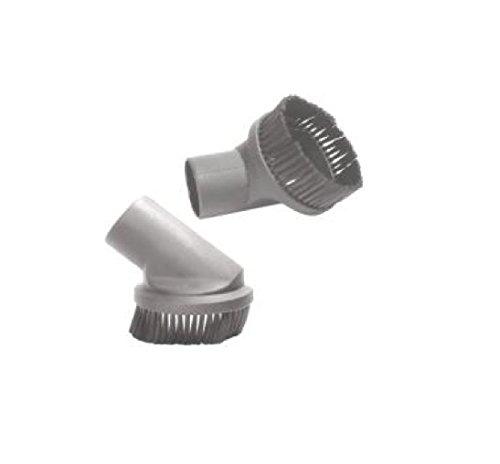 Aspirapolvere rotonda spolverata della spazzola Capelli Testa