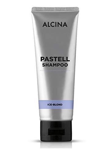 Alcina Pastell Shampoo Ice-Blond 150ml - Blonde Feuchtigkeits Shampoo