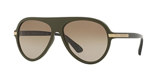 Versace-5182-13-Green-4321-Aviator-Sunglasses-Lens-Category-2-Lens-Mirrored-Siz