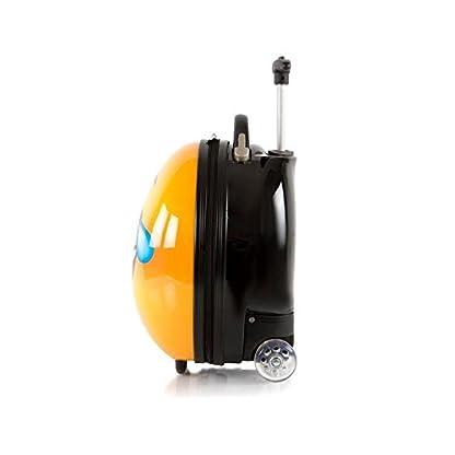 Heys-850707-Kindergepck-41-cm-9-liters-Gelb-Amarillo