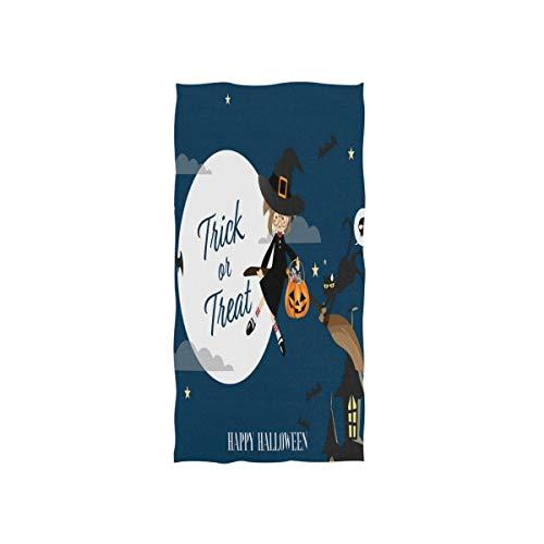 otiv Design Handtuch Strandhandtuch, Leicht, Weich Microfaser Badetücher, Dekoration Hand Handtücher für Küche Zuhause Bad Spa Fitnessstudio Hotel (76 x 38 cm) ()