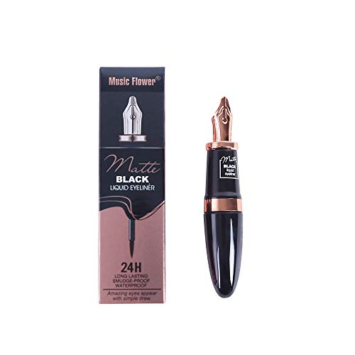 Festnight Eyeliner-Gel Lange Zeit tragen langlebige wasserdichte Eyeliner Makeup Liquid Kit Multi...