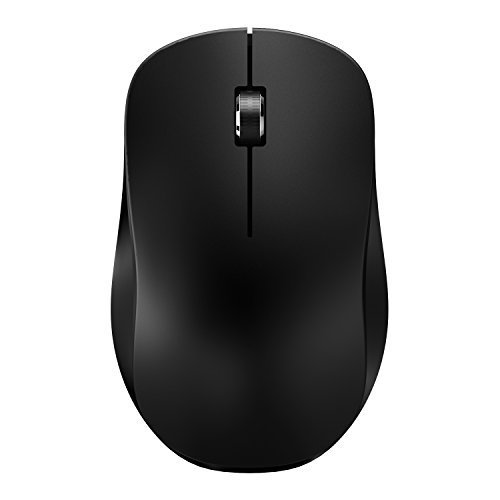 JETech M2260 Bluetooth Drahtlose Kabellos Maus für PC, Mac, und Android OS Tablet mit 6-Monate Batterie Lebensdauer - 2260