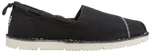 Skechers Bobs From Womens Chill Luxe Flat Black Flex