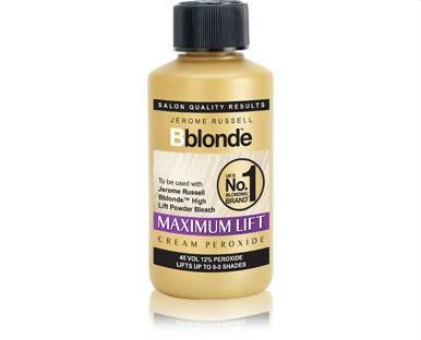 Jerome Russell Bblonde Cream Peroxide 40 Vol 12% 75ml