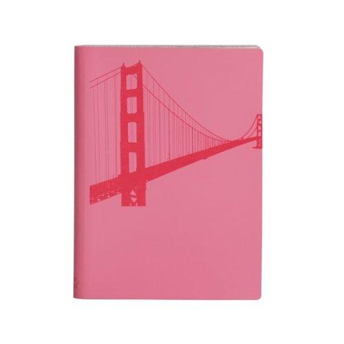paperthinks-golden-gate-puente-gran-delgado-cuaderno-de-cuero-reciclado-45-x-65-inches-color-fucsia