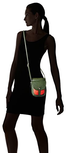 Baggit Women's Mobile Pouch (Olive)