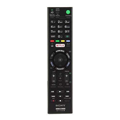 Original Fernbedienung RMT-TX100D für Sony TV KDL-43W805C KDL-50W755C KDL-50W756C KDL-50W805C KDL55W755C