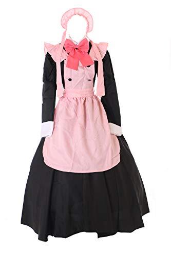 Kawaii-Story MN-67 Cardcaptor Sakura schwarz Kleid Zofe Maid -