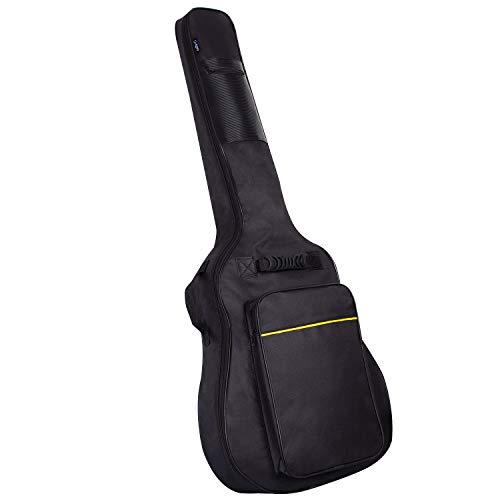 CAHAYA Funda de Guitarra Universal Acolchada con