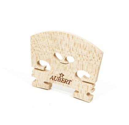 Violinen-Steg Aubert Model. Uncut. 1/16