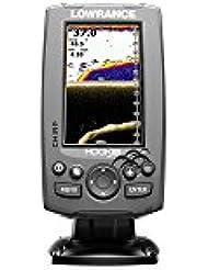 Sondeur HOOK 4X Sonde TA 83/200/455/800 kHz - LOWRANCE