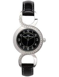 Reloj Yonger pour elle mujer negro–DMC 1443/31