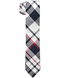 Original Penguin Men's Fairview Plaid Tie