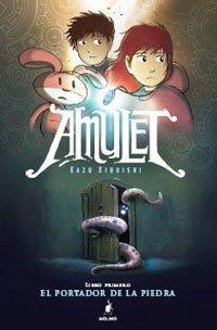 Amulet (FICCIÓN KIDS) por Kazu Kibuishi