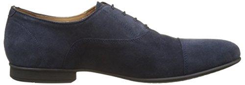 Geox Herren U Wilburg B Oxford Blau (Navyc4002)