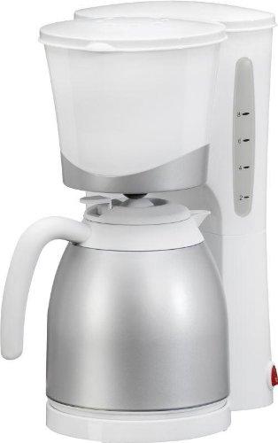 Kaffeemaschine (Kaffeeautomat, 870 Watt, 10 Tassen Thermokanne, Nachtropfsicherung, Herausnehmbarer...