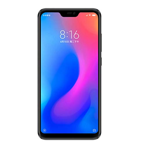 Xiaomi Redmi Note 6 Pro 64GB 4GB RAM Dual SIM Global Black - EU Plug