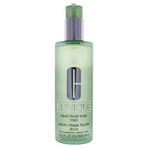 Clinique Liquid Facial Soap Mild, 1er Pack (1 x 400 ml) -