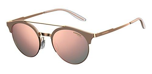Carrera Unisex-Erwachsene 141/S 0j Sonnenbrille, Gold Copper/Grey ROSEGD SP, 51
