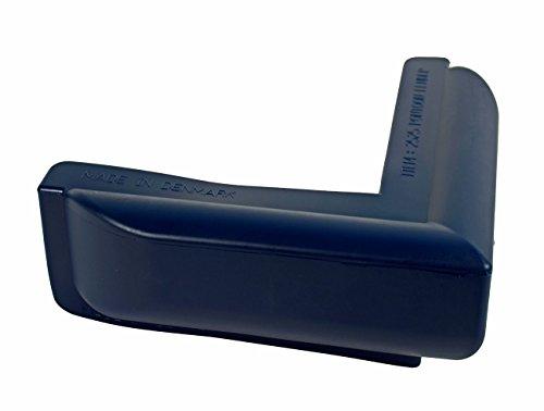 Dan-Fender Stegfender für Ecken - 250 x 250 x 100 mm, Farbe:blau