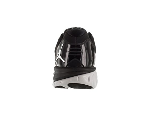 Nike Herren Jordan Trainer ST Turnschuhe Schwarz / Weiß / Grau (Schwarz / Weiß-Wolf Grau-Grau- Cl)
