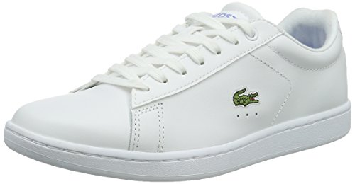 lacoste-womens-carnaby-evo-s216-3-low-top-sneakers-white-size-8