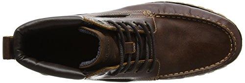Chatham Herren Bicton Combat Boots Brown (Red Brown)