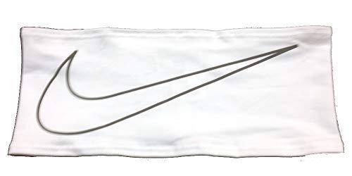 Nike Unisex- Erwachsene Dri- Fit Swoosh Stirnband, Schwarz, One Size