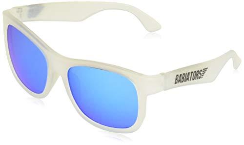 Babiators Baby Navigators Uv-Sonnenbrille, Blue Ice, 0-2 Jahre