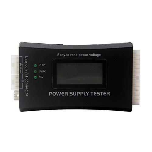 Fornateu Digital Display LCD PC Ordenador 20/40 Pin Fuente de alimentación de energía del probador del Inspector de medición probador de diagnóstico Herramientas
