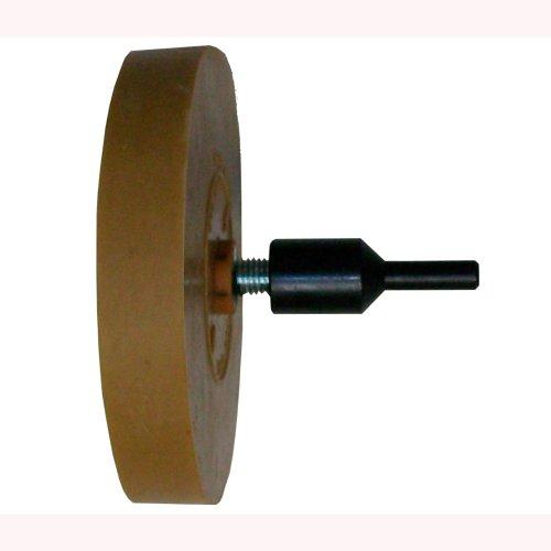 Preisvergleich Produktbild 1 Zierstreifen Radierer Folienradierer mit Adapter 88mm