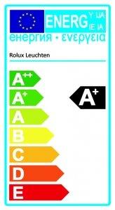 Rolux LED An - und Unterbauleuchte für  die Küche LLH - 201 Länge 913mm