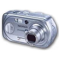 Samsung Digimax A7 Digital Camera - Silver [7MP, 3 x Optical Zoom]