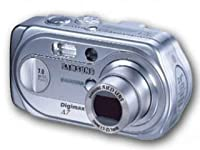 Samsung Digimax A7 Cámara digital 7,0 (3072 x 2304) 32 MB plata de plata