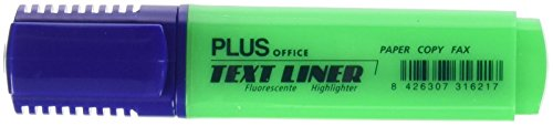 Plus Office Text Liner - Rotulador fluorescente