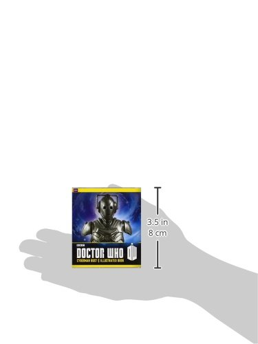 Zoom IMG-2 doctor who cyberman bust and
