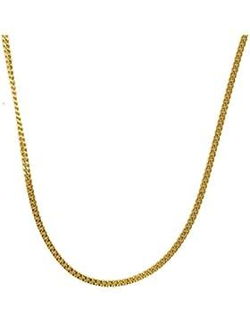 1,1 mm 42 cm 333 Gold Panzerkette Goldkette 8 kt massiv Gold hochwertige Halskette