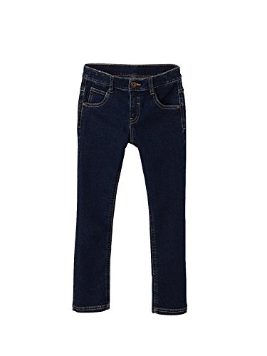 Vertbaudet Happy Price Slim-Fit-Jeans für Jungen Dark Blue 86 - Jungen Dark Denim Jeans