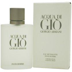 Acqua Di Gio By Giorgio Armani Edt Spray 100.55 ml