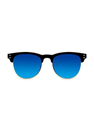 Koala Bay Herren Sonnenbrille Schwarz - Blau