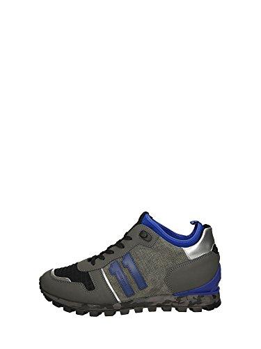 Bikkembergs BKE108494 Sneakers Bassa Uomo Grigio 42