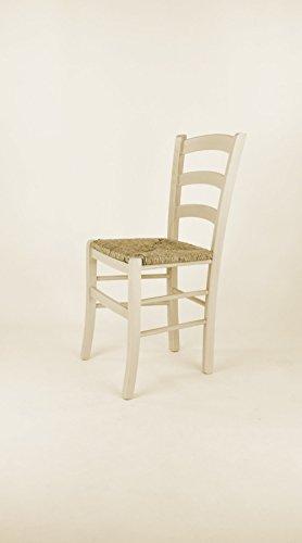 Tommychairs - Set 2 sedie classiche VENEZIA per cucina, bar ...