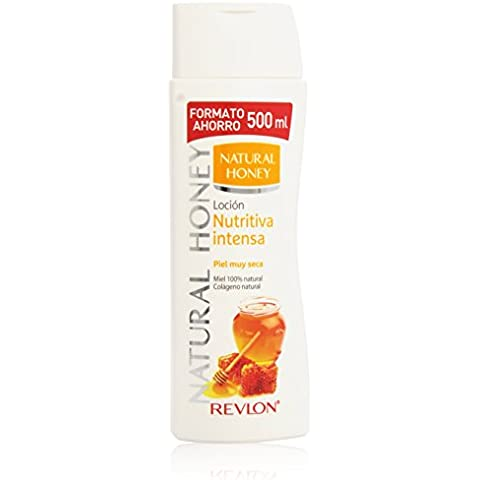 Natural Honey - Loción Nutritiva Intensa - Piel muy seca - 500 ml