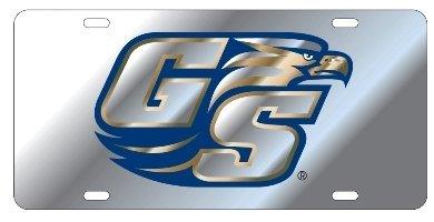 Georgia Southern Eagles verspiegelt License Plate Tag