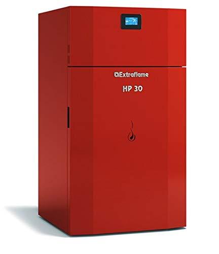 Caldaia a pellet Extraflame HP30 rossa [EXTRAFLAME]