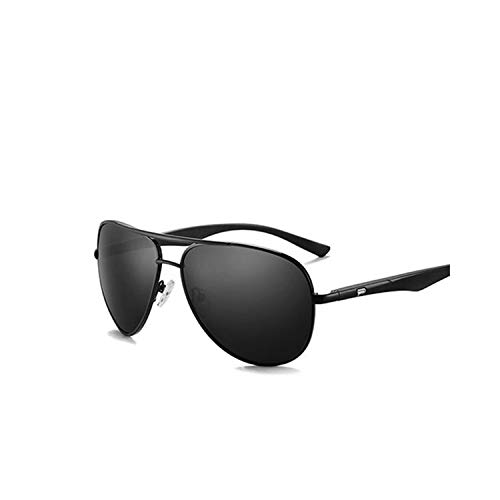 Sport-Sonnenbrillen, Vintage Sonnenbrillen, 20/20 New Aluminum Brand New Polarisiert Sunglasses Men Fashion Sun Glasses Travel Driving Male Eyewear Oculos PZ7006 C01 Black Smoke