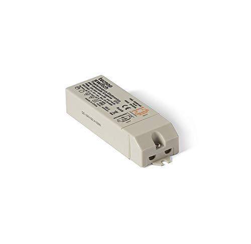 Takestop® - Transformador eléctrico para lámpara halógena 20-105 W máx. 8,8 A,...