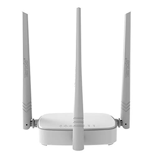 JYL 300 Mbit/s WLAN-Router, WLAN-Repeater, Firmware für mehrere Sprachen, Router- / WISP- / Repeater- / AP-Modus, 1WAN + 3LAN-RJ45-Ports